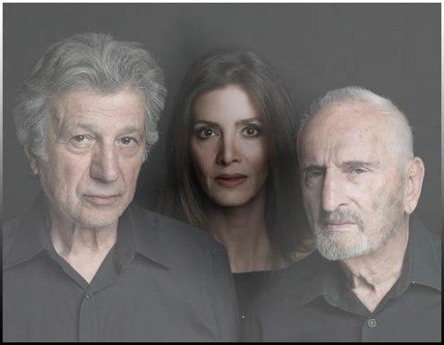 Από τη Σιωπή στην Άνοιξη: Γιάννης Φέρτης, Νικήτας Τσακίρογλου, Κατερίνα Λέχου