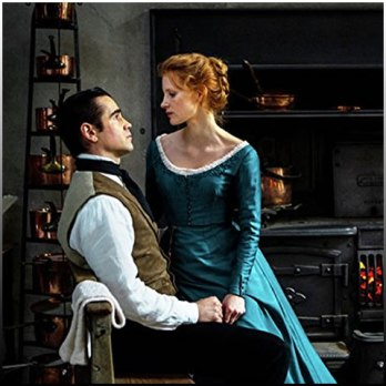 Jessica Chastain Colin Farrell -  Miss Julie